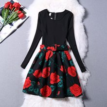 Quality Girls Dresses 4-12Y Party Spring Autumn Toddler Evening Vestidos Kids Clothes Wedding Children Clothing Baby Girl Dress