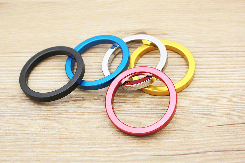 QRTA multiple Colour Space aluminum Penis Rings Cock Ring Adult Products Delay Male Masturbation Health Fun Happy Sex Toys 13