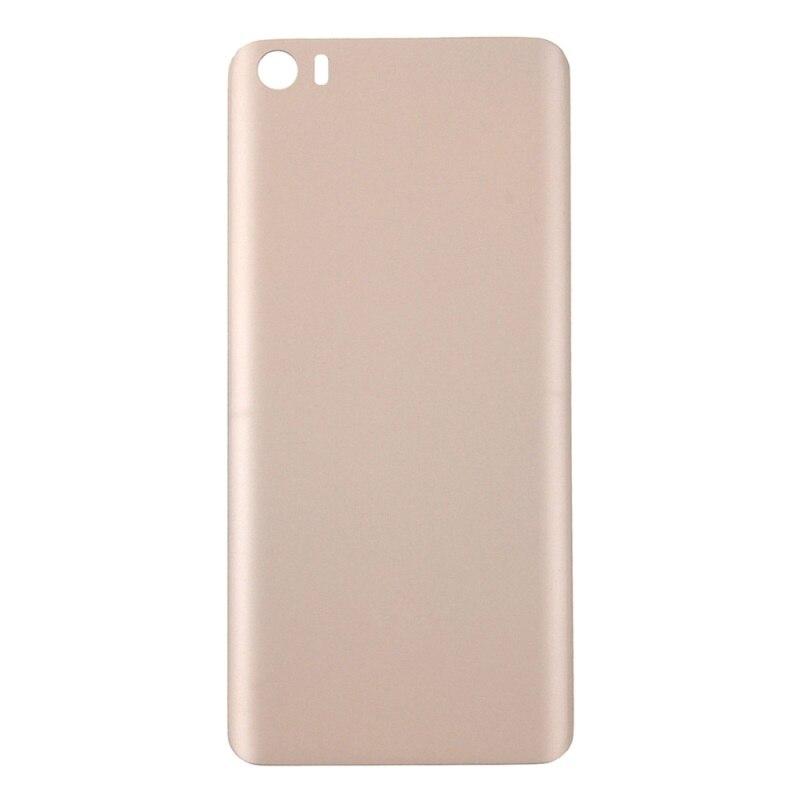 Dulcii Mobile Phone Parts Battery Housing for Xiomi Mi 5 Housings Case Battery Cover Housing for Xiaomi Mi 5 – Black