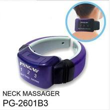 Neck Therapy Instrument.PG-2601B.Electronic pluse+ Vibration +Infrared Heating.Neck Massager