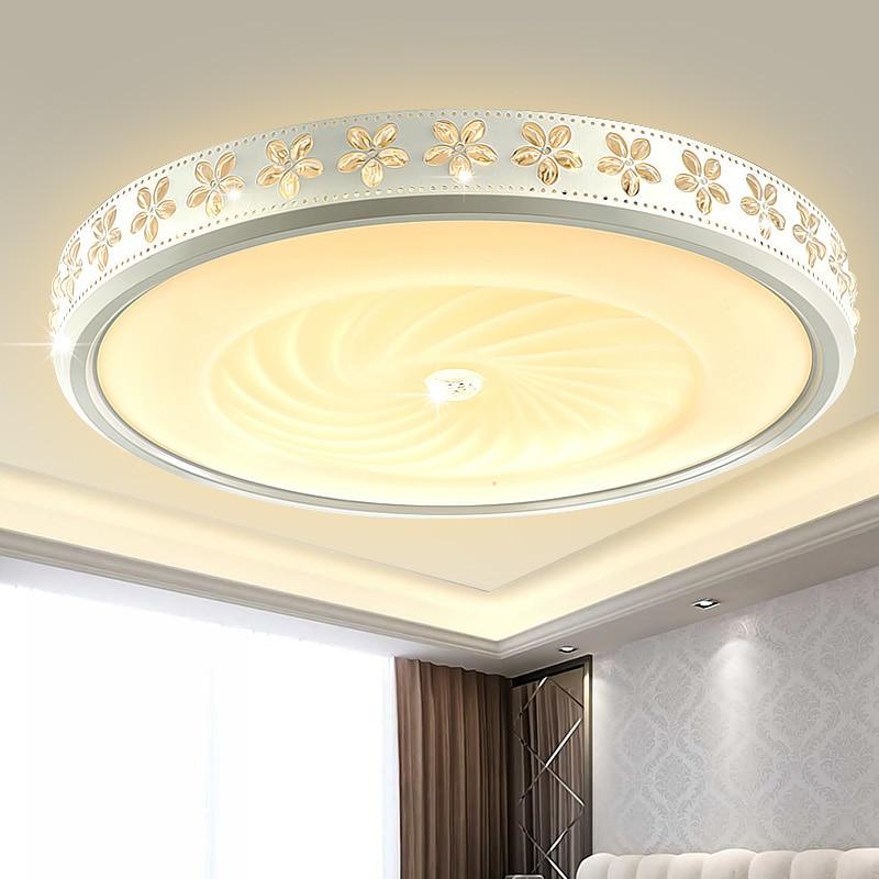 Flower Ceiling Light Indoor Lighting LED Luminaria Abajur Modern LED Ceiling Light For Living Room Lamp For Home Remote control<br><br>Aliexpress