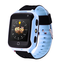 Smart Baby Watch GPS Children Positioning Smart Watch Phone Step Counting Camera Flashlight Bluetooth Calls Wristbands Smartwath(China)