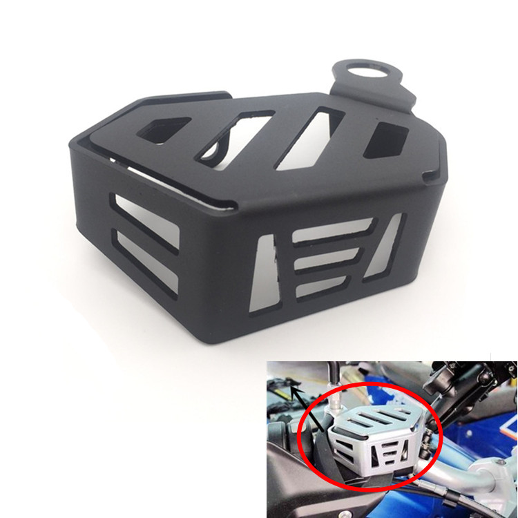 Motorcycle Front Brake Reservoir Guard Protector For BMW R1200GS CNC Aluminum Motorbike Brake Lever Guard Free Shipping<br><br>Aliexpress