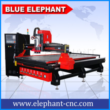 Made in china furniture equipment atc cnc router, 1530 size wood working machinery price for doors
