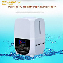 2017 New 3-in-1 3.5L Capacity Air Humidifier Diffuse Purifier Microcomputer Type Intelligent Household Appliance