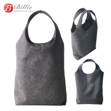 Wool Felt Laptop Bag Case for women tote bag PC handbag 12 13 14 15.6 inch computer notebook cover pouch For Macbook Handbag(China)