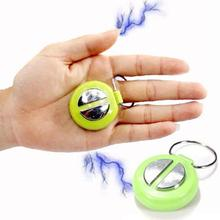 Antistress Jokes Electric Shocking Hand Buzzer Prank Toys Tricky Handle Funny Gadgets Anti Stress Toys Random Color(China)