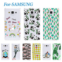 Nice Fashion Soft Phone Case Samsung Galaxy A3 2015 A300 A3000 Lovely Silicone TPU Cover Cases - RIVAS Trading Store store