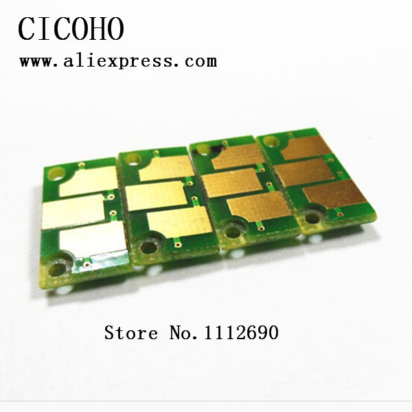 C300 toner chip for Konica Minolta Bizhub C 300 352 color photocopier part C352 cartridge reset chip free shipping via Express<br><br>Aliexpress