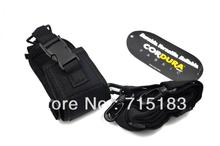 Walkie talkie case Nylon Carrying Case with Strap for Motorola GP344/GP328Plus Yaesu Vertex Kenwood ICOM portable radio
