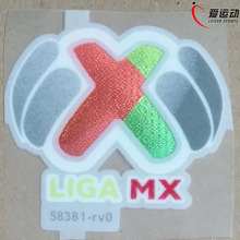 LIGA MX 2014-2015 SOCCER PARCHE JERSEY SLEEVE PATCHES MEXICO HQ PARCHE(China)
