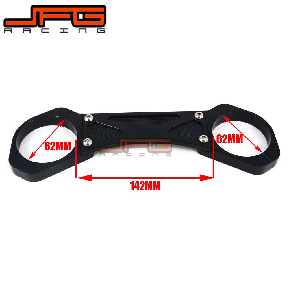 Front Fork Shock Bracket Absorber Damper Brace Balanced Device For HONDA CB400SF CB1300SF YZF R3 R25 MT25 MT03 ZRX 1100 1200