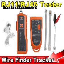 kebidumei RJ45 RJ11 Cat5 Cat6 LAN Cable Tester finder Handheld Network Ethernet Wire Telephone Line Detector Tracker Tool kit
