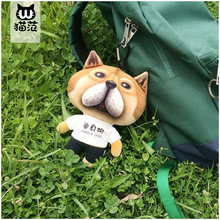New Coming 1Pc 17Cm Plush Pendant Christmas Gift Stuffed plush PP cotton Single dog Doll Fast Shipping(China)