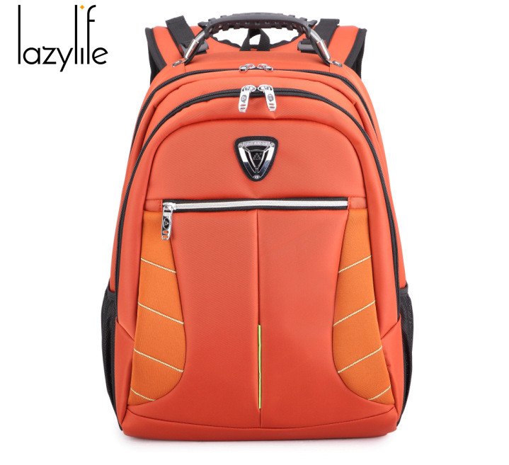 LAZYLIFE Waterproof 17-Inch Nylon Laptop Backpacks  For Teenage Girls Student Male and Female Business Leisure Travel Bag<br><br>Aliexpress