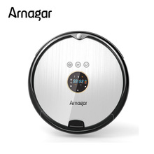 Arnagar R8 Vacuum Cleaner Robot for Home Clean Carpet Floor Smart Robotic Vacuum Cleaner House Robot ASPIRADOR Timing Schedule(China)