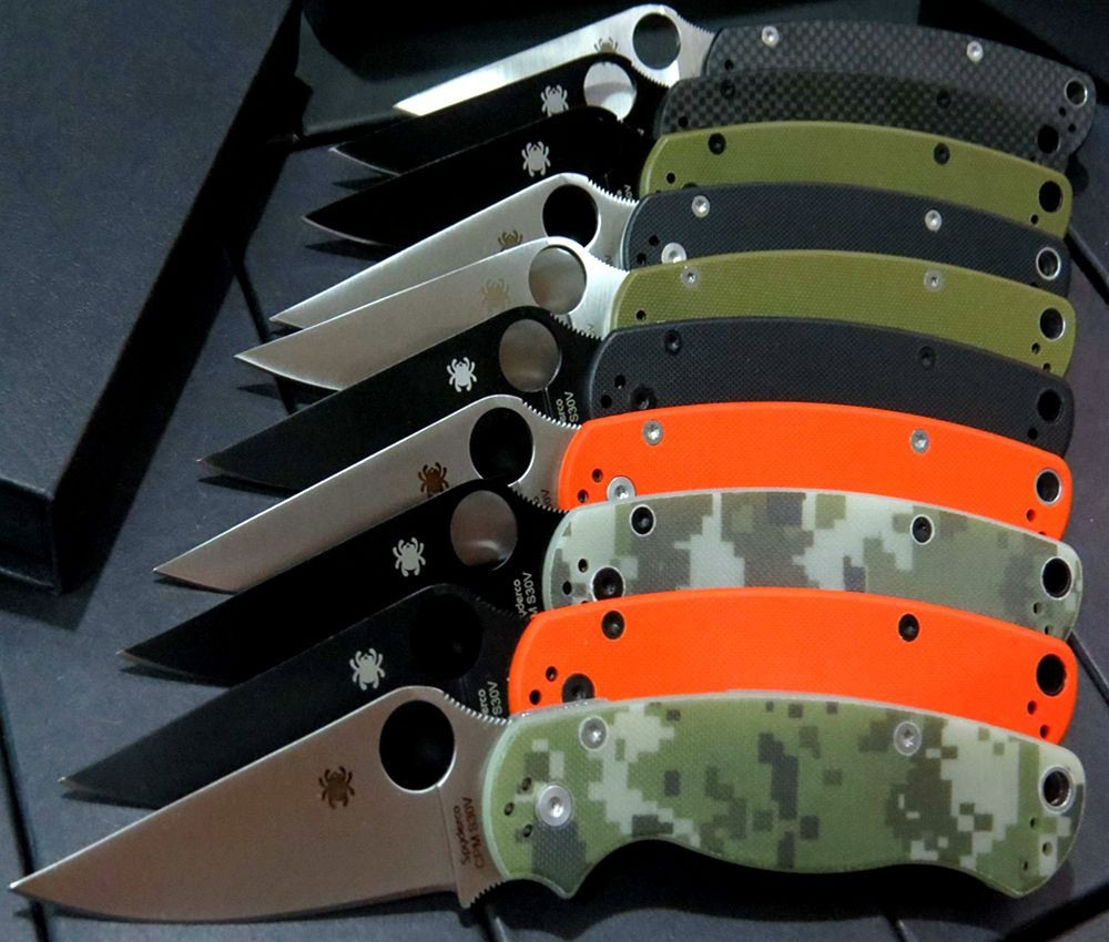 Custom C81 knife C81GPBK2 folding knife G10 handle 9cr13 steel blade knife outdoor camping tool knives+Promise Best quality AAAA<br><br>Aliexpress