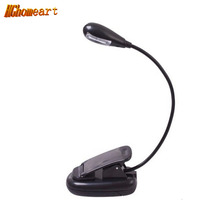 Mini led lamp eye study bedroom lamp clip-clip belt clip midnight dormitory rechargeable small reading lamp readin