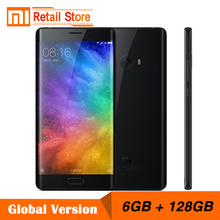 Global Version Xiaomi Mi Note 2 Pro 6GB RAM 128GB ROM Mobile Phone Snapdragon 821 Quad Core 4070mAh 22.56MP 5.7'' NFC 37 Bands