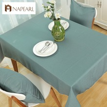 Ancient style Party Table Cloth Cotton TableCloth Printed Nappe green Table Cover(China)