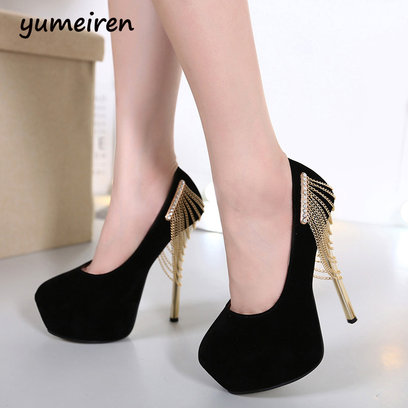 stiletto heels women high heels shoes tassels pumps wedding shoes rhinestone heels sexy black pumps women shoes red heels X31<br><br>Aliexpress
