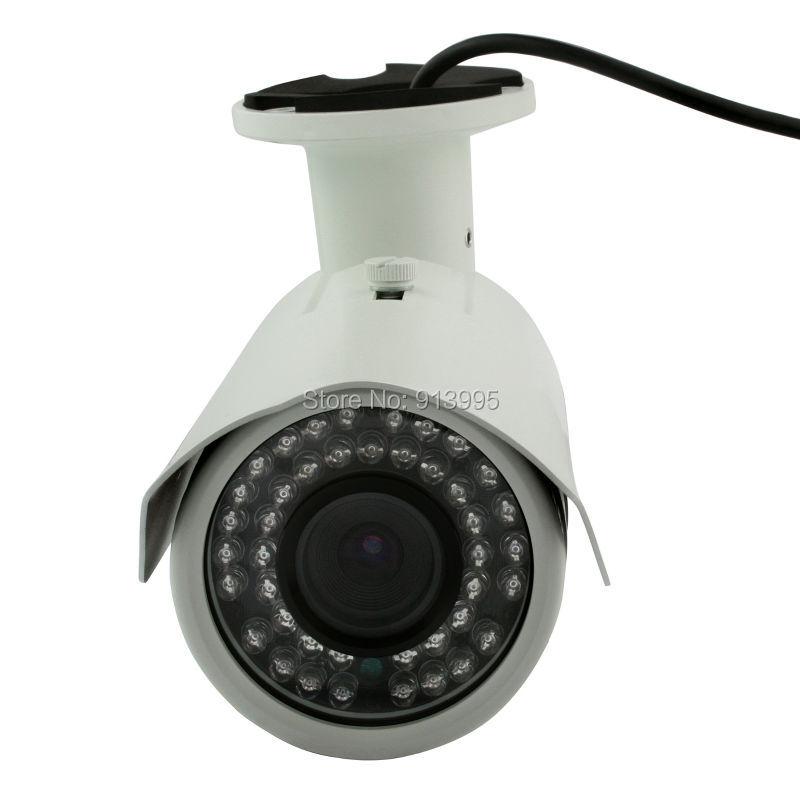 White outdoor sony  effio-e 700TVL waterproof  ir bullet long distance cctv surveillance security camer<br><br>Aliexpress