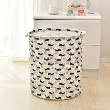 Hot Sale Animal Plants Pattern Design Storage Bag For Kids Toys Clothes Large Laundry Basket Storage Organizer Bags Clothing