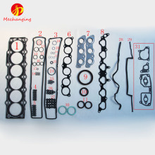 For TOYOTA CROWN SALOON 3.4 4WD 2JZGE Full Set Auto Parts Car Accessories Engine Parts Engine Gasket 04111-46064(China)