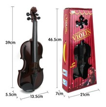 High quality Children Music play Toy Learning & Early Education Mini Musical Instrument Violin Toy For Kids Baby Props Music Toy(China)