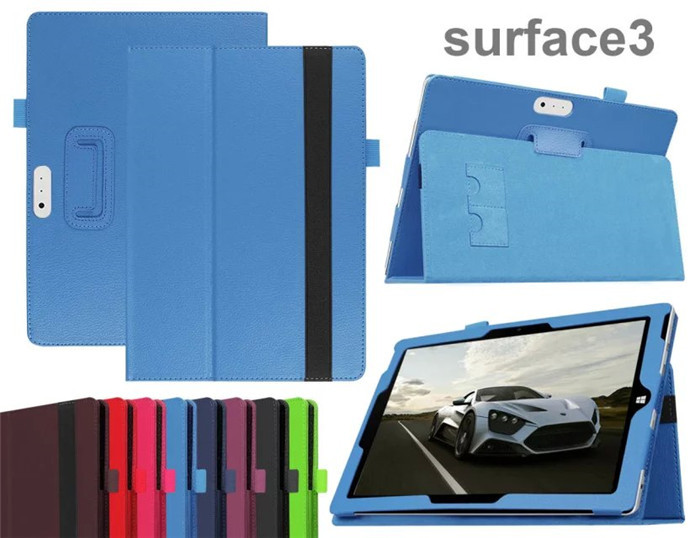 Lichee Pattern RT3 Flip Tablet Case For Surface 3 Tablet Case For Microsoft Windows surface RT 3 10.8 inch Tablet PC +protectors<br><br>Aliexpress