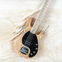 Krait Factory music man bass active pick-up ash wood smooth neck free shipping custom-made