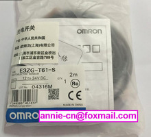 E3ZG-T61-S  New and original  OMRON  PHOTOELECTRIC SWITCH  12-24VDC  2M