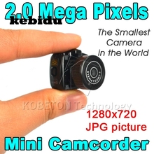 kebidu Y2000 Smallest Cmos Super Mini Video Camera Ultra Small Pocket 720*480 DV DVR Camcorder Recorder Web Cam 720P JPG Photo(China)