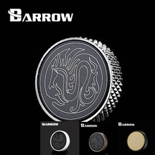 "Barrow White Black Silver Gold G1 / 4 "" Special Edition  Hand tighten water stop Water cooling fitting TBJDT-V1"