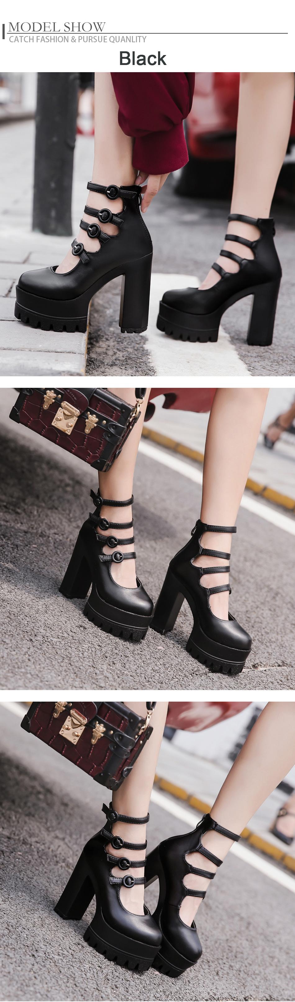 shoes woman high heel,women pumps platform