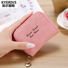 Mini Wallet Women PU Leather Womens Wallets and Purses Brand Designed Female Purse Small Coin Purse Wallet Female Fashion