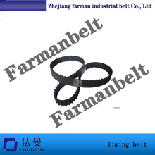 Top of the top Quality PU With Steel Core  Timing Belt  Thermoplastic Polyurethane Anti-wear Reinforce Open Belt