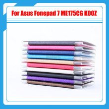 3 in 1 Top Quality PU Leather Case Cover For Asus Fonepad 7 ME175CG ME175 KOOZ + Screen Portector + Stylus