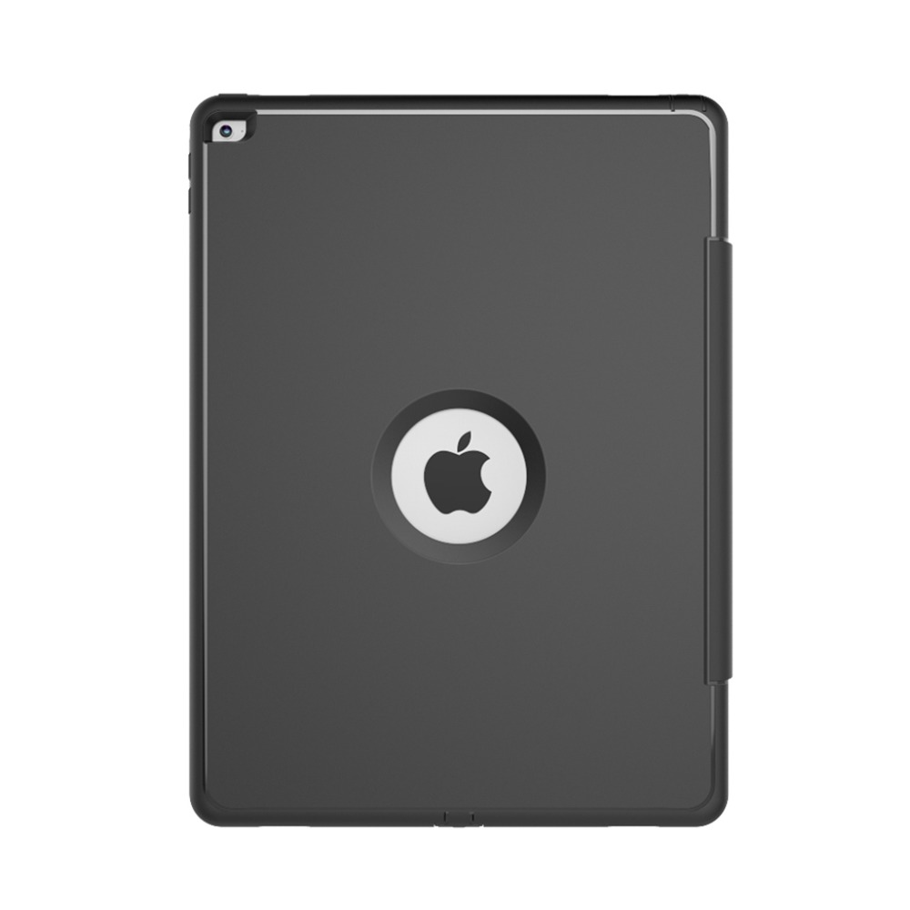 XMB05 Auto Sleep And Wake Cover for iPad BLK (1)