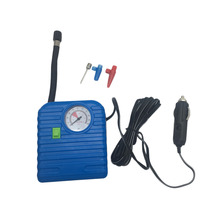 12V Portable Mini Emergency Auto Tyre Inflatable Pump High Pressure Tire Inflator Air Compressor(China)