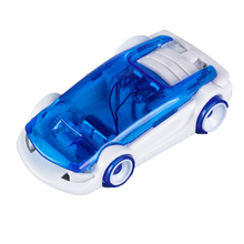 DIY Novelty Salt Water Car Toys Science Learning Educational Brine Car Green Energy Salt Water Powered Fuel Cell Cars for Kids