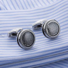 VAGULA New Arrival Cufflinks French Cuff links Wedding Gift Gemelos Factory Wholeale Cuffs 51398(China)