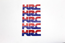 x5 motorcycle HRC decals stickers graphics CRF CR XR CBR NEW - MTKRACING Store store
