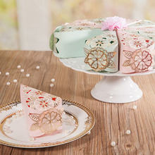 Wholesale personalized baby gifts online shopping the world 100pcslot free shipping personalized laser cone wedding favor boxes and gifts negle Choice Image