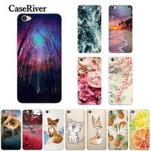 CaseRiver Xiaomi Redmi Note 5A Case Cover Fundas Redmi Note 5A Case Coque Soft Silicone Case Xiaomi Redmi Note 5A Phone Shell