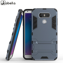 Buy Akabeila Phone Case LG G6 G6+ H870DS H870 H871 H872 H873 H870K LS993 US997 VS998 H870S H870V G600K Cover Kickstand for $2.66 in AliExpress store