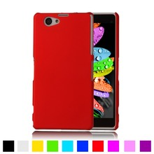 Buy Ultra Thin Matte Rubber Rubberized Case SONY Xperia Z1 mini D5503 M51W Z1 Compact Cover Hard Plastic Phone Protective Cases for $1.50 in AliExpress store