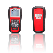 DHL Free Shipping Autel Original AUTEL Product Autel AutoLink AL619 OBDII&CAN Diagnostic Scan Tool ABS & SRS TFT Color Screen