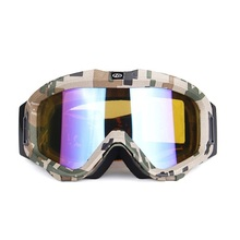 High Quality Ski Goggles Men Women Skiing Glasses 100% UV Protection Anti Fog Polarized Snowboard Goggles Windproof Snow Eyewear(China)
