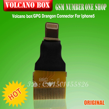 Volcano box/GPG Drangon Connector For Iphone5(China)